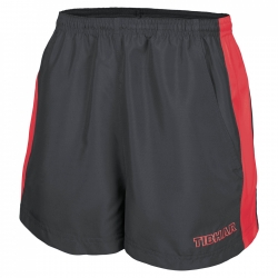 Tibhar Short Lady Arrows navy-rood