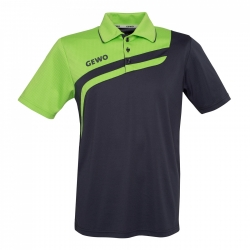 Gewo Shirt Cox antraciet-groen