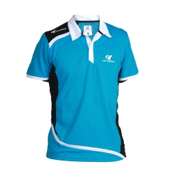 Cornilleau Shirt Contest blauw-zwart-wit