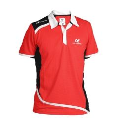 Cornilleau Shirt Contest rood-zwart-wit