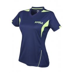 Joola Shirt Falk Lady navy-groen