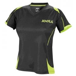 Joola Shirt Emox Lady zwart-groen