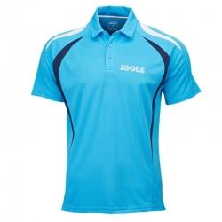 Joola Shirt Squadra Polyester lichtblauw-navy