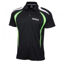 Joola Shirt Squadra Polyester zwart-groen