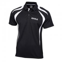 Joola Shirt Squadra Polyester zwart-wit
