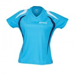 Joola Shirt Squadra Lady lichtblauw-navy