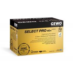 Gewo Bal Select Pro 40+ ***  (72)