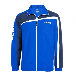 Gewo Trainingsvest Tarent TS18-1 blauw-navy