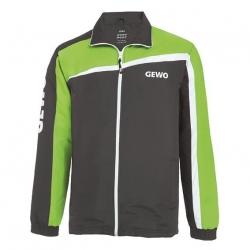 Gewo Trainingsvest Tarent TS18-1 grijs-groen