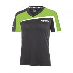 Gewo Shirt Teramo Lady S18-3 grijs-groen