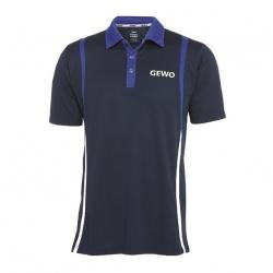 Gewo Shirt Rovigo S18-7 navy-blauw