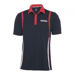 Gewo Shirt Rovigo S18-7 navy-rood