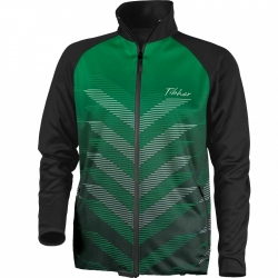 Tibhar Trainingsvest Astor groen-zwart