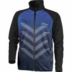 Tibhar Trainingsvest Astor navy-zwart