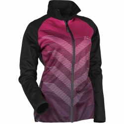 Tibhar Trainingsvest Astor Lady roze-zwart