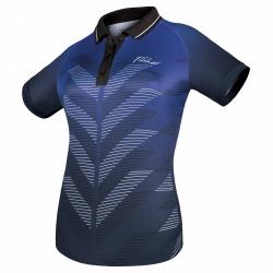Tibhar Shirt Lady Astra navy-zwart