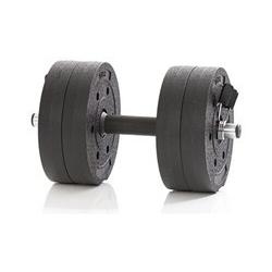 Gymstick Active Vinyl Dumbell set 10 kg