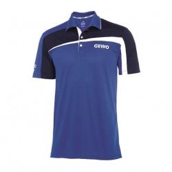 Gewo Shirt Teramo S18-1 Katoen blauw-navy