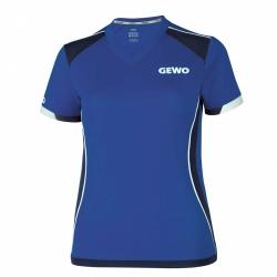 Gewo Shirt Murano Lady blauw-navy