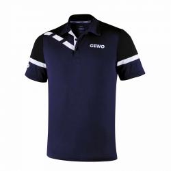 Gewo Shirt Livias navy-zwart