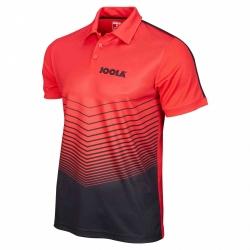 Joola Shirt Move rood-zwart