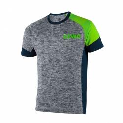 Gewo T-Shirt grijs-groen