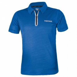 Tibhar Shirt Globe blauw