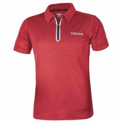 Tibhar Shirt Globe rood
