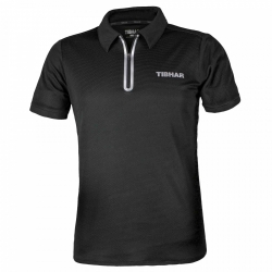 Tibhar Shirt Globe zwart