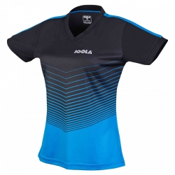 Joola Shirt Move Lady zwart-blauw