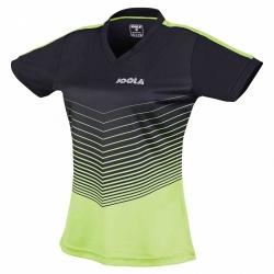 Joola Shirt Move Lady zwart-groen