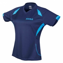 Joola Shirt Perform Lady navy-blauw