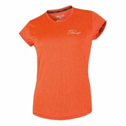 Tibhar Shirt Lady Globe oranje