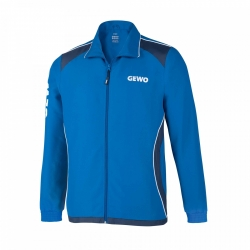 Gewo Trainingsvest Monto blauw-navy