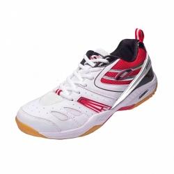 Donic Schoenen Targaflex V wit-rood