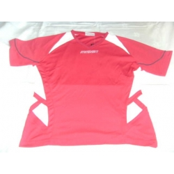 Donic Shirt dames Carisma rood * Polyester - S