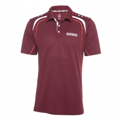 Gewo Shirt Aversa S18-5 bordeaux