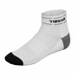 Tibhar Sokken Classic Plus wit-zwart-grijs